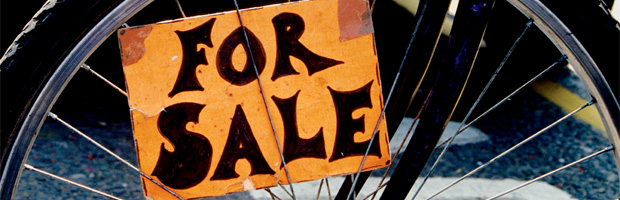 Store our belongings or sell the lot?