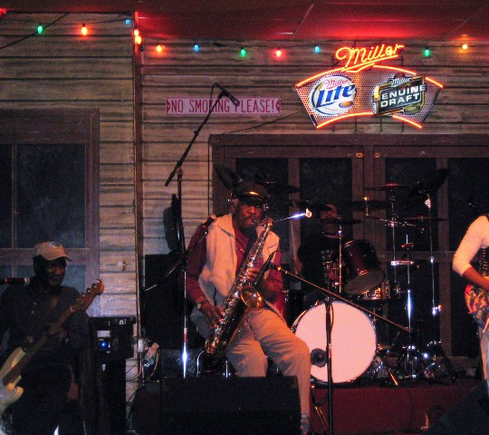 Blues at Kingston Mines