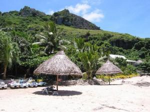 Fijian Beach Huts