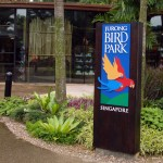 Jurong Bird Park - Entrance