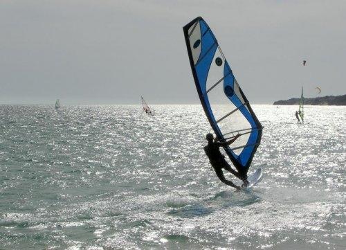 Tarifa Windsurfing