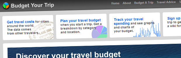 An Introduction to Budget Your Trip