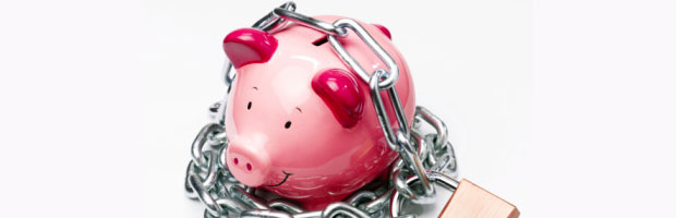 Why you should keep your travel savings in a different bank