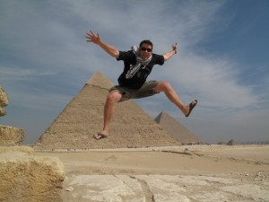 Cam (Traveling Canucks) - Pyramids
