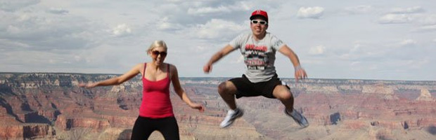 Jumping Photo Contest!
