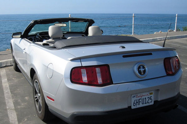 Our Ford Mustang