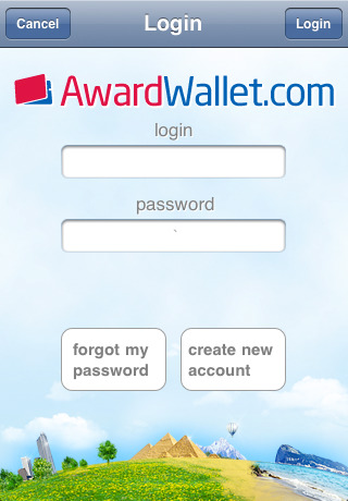 AwardWallet - iPhone App