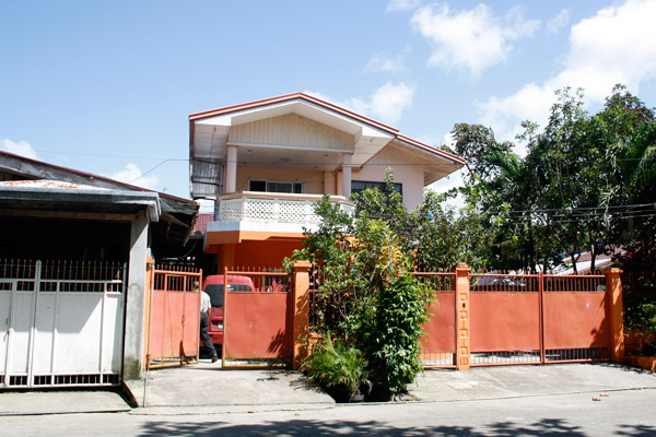 Family House in Surigao
