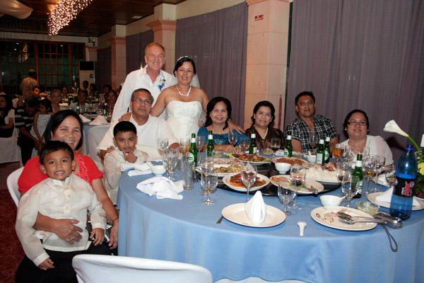 My parents and Cristinas Mom