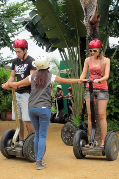 Segway in Singapore