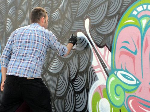 Bondi Street Artist