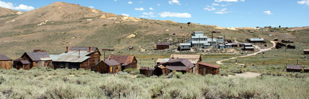 Road Trip Day 3: Bodie – A California Ghost Town