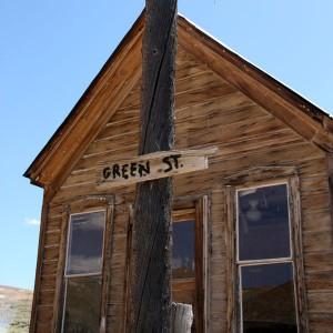Green Street, Bodie