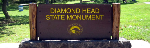 Hiking Diamond Head Crater