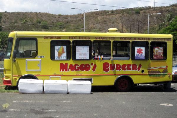 Magoos Burgers