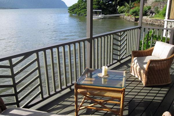 Paradise Bay Resort Balcony