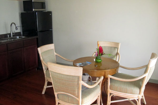 Paradise Bay Resort Kitchen