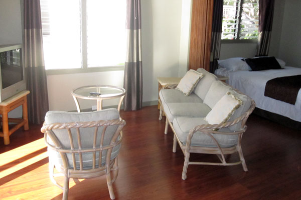 Paradise Bay Resort Lounge Room