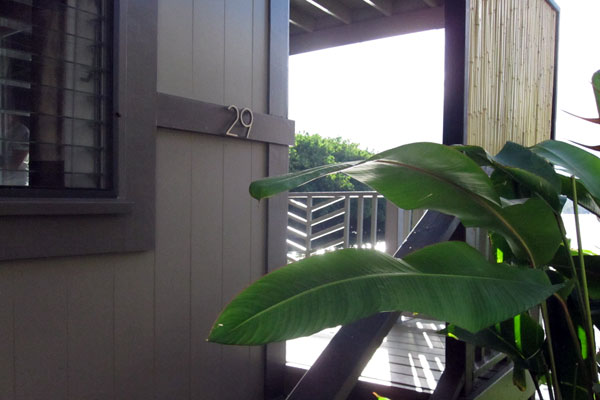 Paradise Bay Resort Suite Entrance
