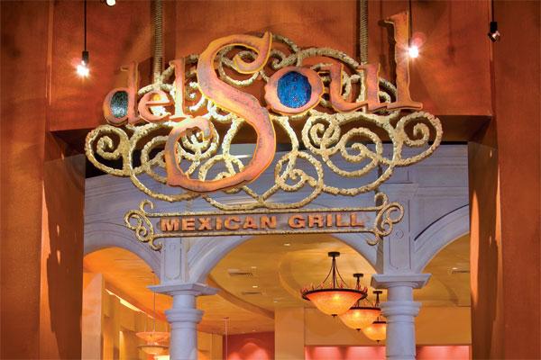 Cafe Del Soul.