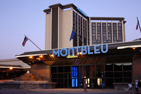 MontBleu Resort Casino & Spa.