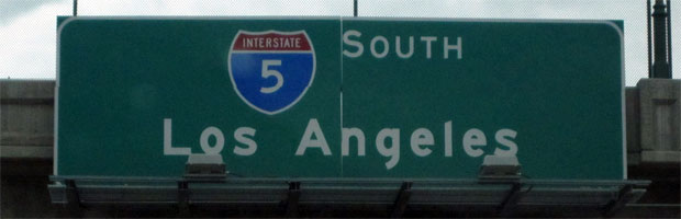 Road Trip Day 6: Welcome to Los Angeles