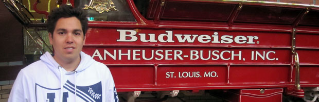 Touring the Anheuser-Busch Brewery in St. Louis