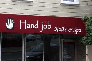 Hand Job Nails and Spa The Castro