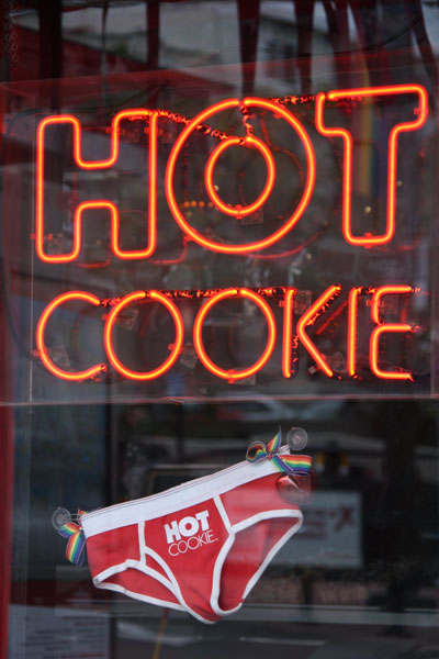 Hot Cookie The Castro
