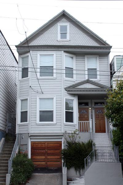Pretty Victorian House in The Castro