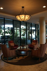 Lobby Embassy Suites Riverwalk