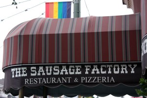 The Sausage Factory in The Castro