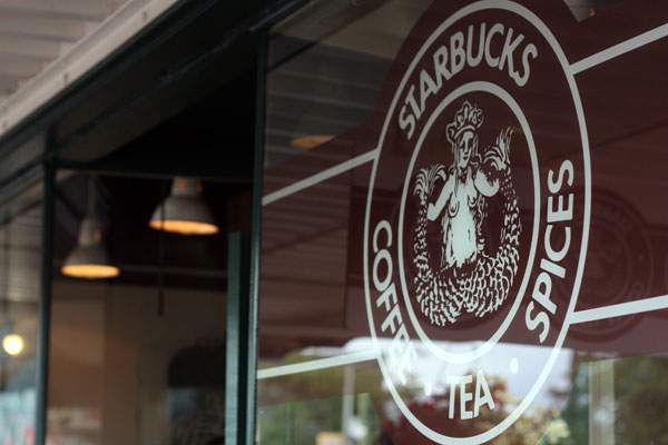 World's First Starbucks