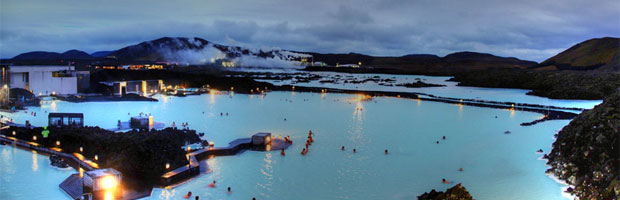 Overcoming Jetlag At The Blue Lagoon