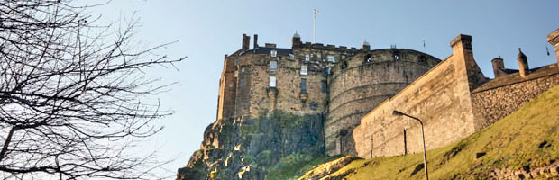 Scottish Road Trip Day 1: A Painful Journey to Captivating Edinburgh