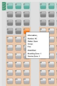 Airline Seat Selection