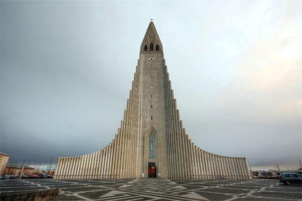 Hallgrímskirkja Church of Iceland
