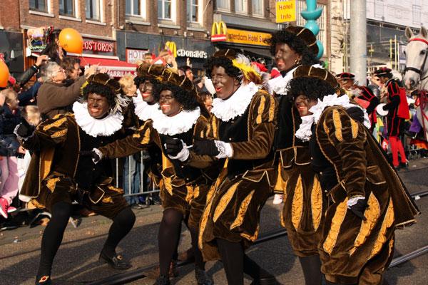 Sinterklaas Amsterdam