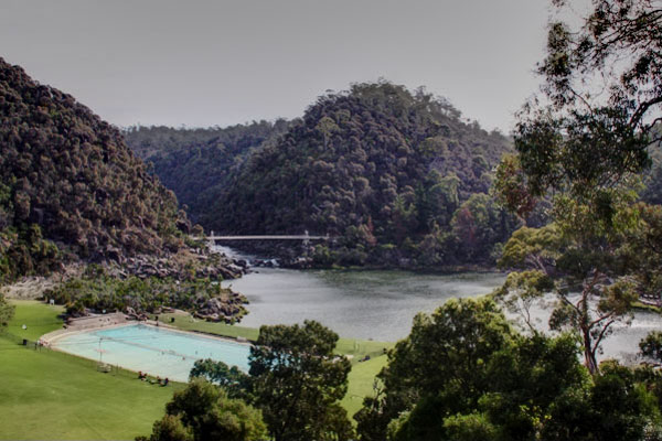 Cataract Gorge - Launceston, Tasmania