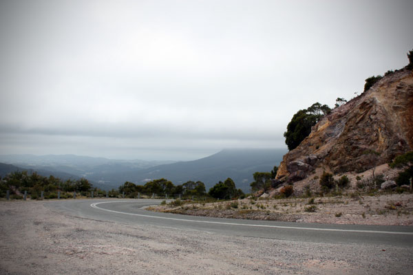 The Road to Cradle Mountain