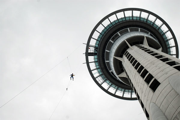 SkyJump Auckland