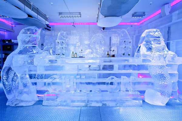 Chill On Ice Lounge