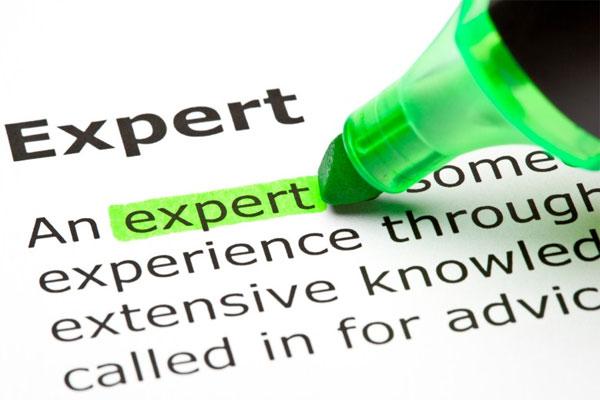 Become an Expert!