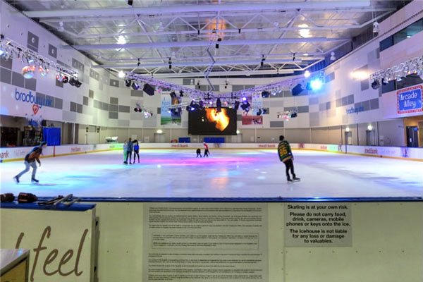 The Bradbury Rink at Medibank Icehouse