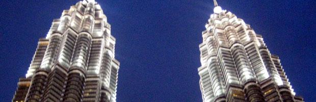 Kuala Lumpur's Petronas Towers In Photos