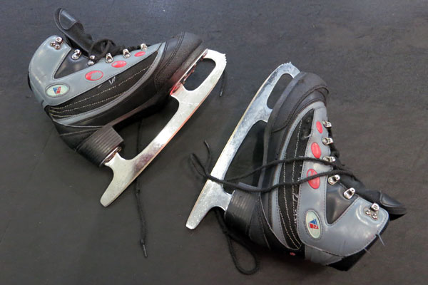Skate Hire from Medibank Icehouse