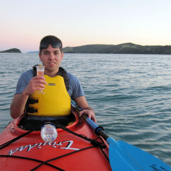 Hamilton Island Sunset Kayak