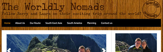 #rtwsoon Interview: Barry & Laura – Worldly Nomads