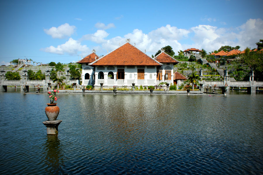 Karangasem Water Palace