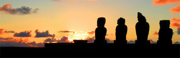 Sunday Spotlight: Easter Island (Rapa Nui), Chile